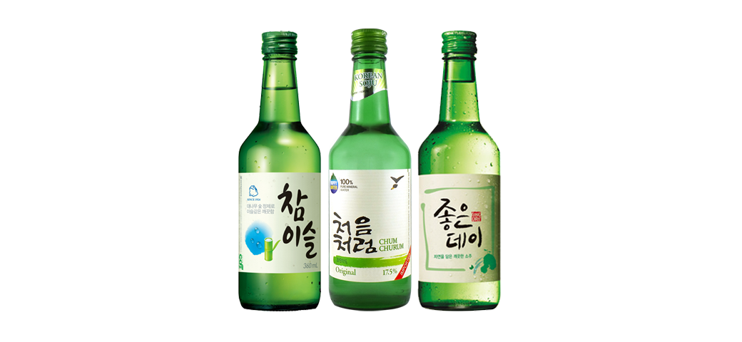 Soju Standard Drinks